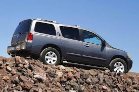 nissan armada crash test 2007 nissan armada warning reviews top 10 problems you must know