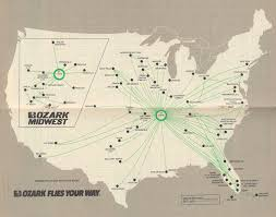 Qantas Route Map by David Keller U0027s The Timetable Chronicles World Airline News
