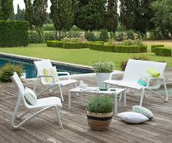 white outdoor table and chairs grosfillex outdoor restaurant furniture garden furniture buy