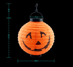pumpkin lights pumpkin lights decorative led paper light chandelier
