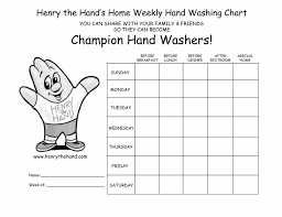 printable poster for hand washing printable hand washing charts printable chart