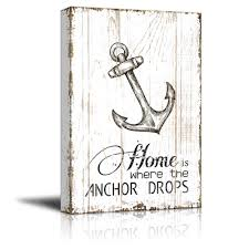 Anchor Home Decor by Wall26 Com Art Prints Framed Art Canvas Prints Greeting