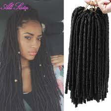 crochet braiding hair for sale find more bulk hair information about faux locs crochet hair