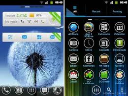 home themes for android how to make froyo 2 2 and gingerbird 2 3 android mobile home