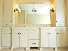 Linen Tower Cabinets Bathroom - furniture incredible bathroom storage cabinets white gloss for