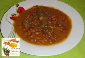 cuisiner des haricots rouges secs cuisine artisanale d ambanja madagascar les haricots rouges au