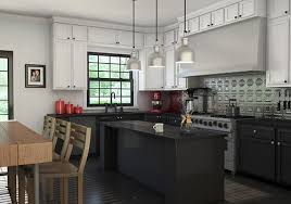 black country kitchen 25 beautiful black and white kitchens the
