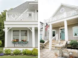 Popular Exterior House Colors 2017 How We Picked Our Beach House Color Young House Love