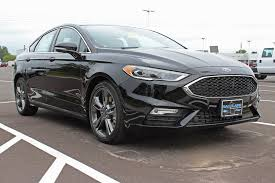 awd ford fusion 2017 ford fusion sport 2 7l ecoboost awd at eau ford