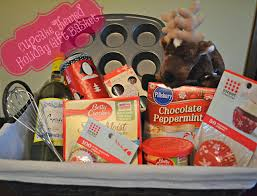themed gift basket gift basket shopping and cupcake batter cookies the domestic