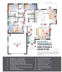 House With Mezzanine Floor Plan by How To Read A Floor Plan Hahnow