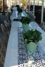 Table Decoration Ideas For Birthday Party by Table Decorations From Mom U0027s Party Moms 70th Birthday