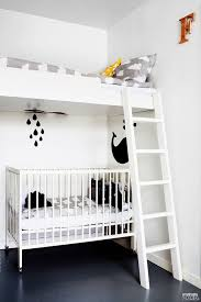 Bunk Bed Cribs Bedroom Bunk With Crib Underneath Toddler Loft Stunning