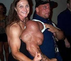klikunic biar keliatan perkasa pria ini suntik steroid ke tangan