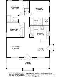 small 3 bedroom house floor plans small house plans 1200 square house plans three bedrooms