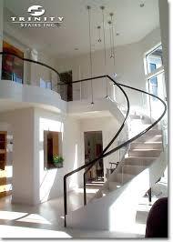 Indoor Handrails For Stairs Contemporary Best 25 Modern Stairs Design Ideas On Pinterest Modern