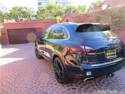 lease deals on porsche cayenne 2012 porsche cayenne s e hybrid car lease