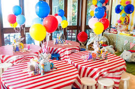 Circus Birthday Decorations Kara U0027s Party Ideas Circus Carnival Birthday Party Via Kara U0027s