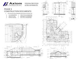 axiom architecture inc phase 4 u2013 construction drawings and