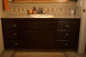 Java Gel Stain Cabinets 40 Bathroom Cabinet Facelift