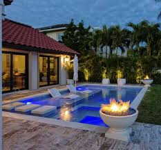 backyard designs with pool 25 best small backyard pools ideas on