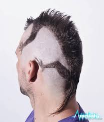 What Is Bryce Harper Haircut Called A Funky Men U0027s Mohawk Haircut This Hairstyle Is A Mohawk Cut To