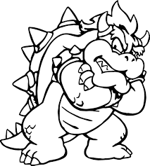 super mario free coloring pages on art coloring pages