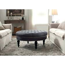 round leather coffee table round leather coffee table lagocalima club