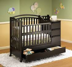 Changing Table And Crib Crib And Changing Table Combo Awesome Cribs Changing Table Combo
