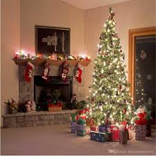 indoor fireplace sparkling christmas tree photography background