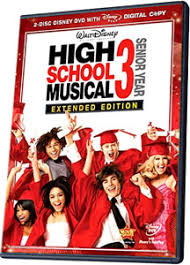 high school high dvd high school musical 3 dvd giveaway cbn