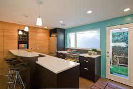 Kitchen Peninsula Cabinets Contemporary Kitchen With Flush U0026 Kitchen Peninsula Zillow Digs