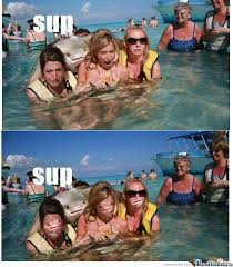 Stingray Meme - le stingray and the girls by tkbag meme center
