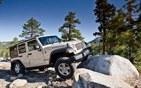 2012 Jeep Wrangler First Drive Truck Trend