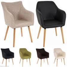 stuehle esszimmer 4 x esszimmer stuhl stühle sessel esszimmerstühle holzrahmen braun