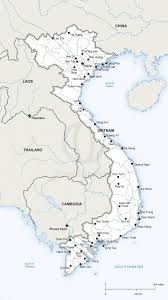 Thailand Blank Map by Free Vector Map Of Vietnam Outline One Stop Map
