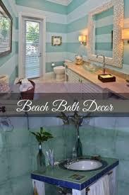 ocean bathroom ideas 34 best beach themed home decor images on pinterest coastal