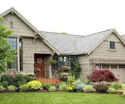 split level style landscaping ideas for front of split level house split level style