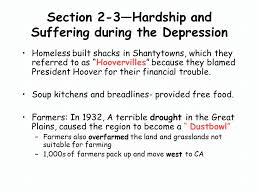 Urban Dictionary Soup Kitchen - the roaring u002720s and the great depression ppt download