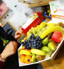 livraison de fruits au bureau corbeille de fruits au bureau service de fruits en entreprise
