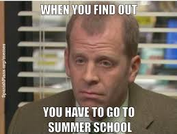 Summer School Meme - 12 funny summer memes that will make you see the season differently