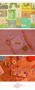 read bake make book series thanksgiving on thursday all day