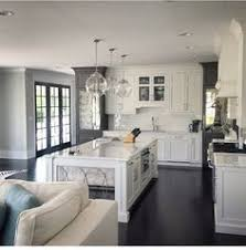 White And Gray Kitchen Cabinets 15 Cool Kitchen Designs With Gray Floors Designer Friends Tile