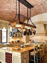 kitchen island hanging pot racks kitchen hanging pot rack snaphaven