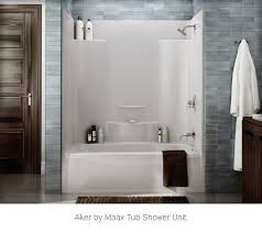 bathtub shower unit bathroom showers shower doors frank webb home