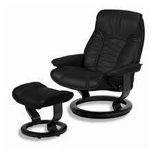 Ekornes Stressless Medium Senator Ergonomic Recliner Chair Lounger