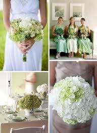 hydrangea wedding wedding flowers