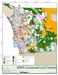 San Diego City Map by Management Strategic Plan
