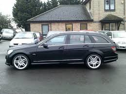 used mercedes c class for sale in uk used 2010 mercedes estate black edition class c250 cdi