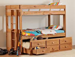 Bedroom  White Bed Set Kids Loft Beds Bunk Beds For Girls With - Loft bed bunk